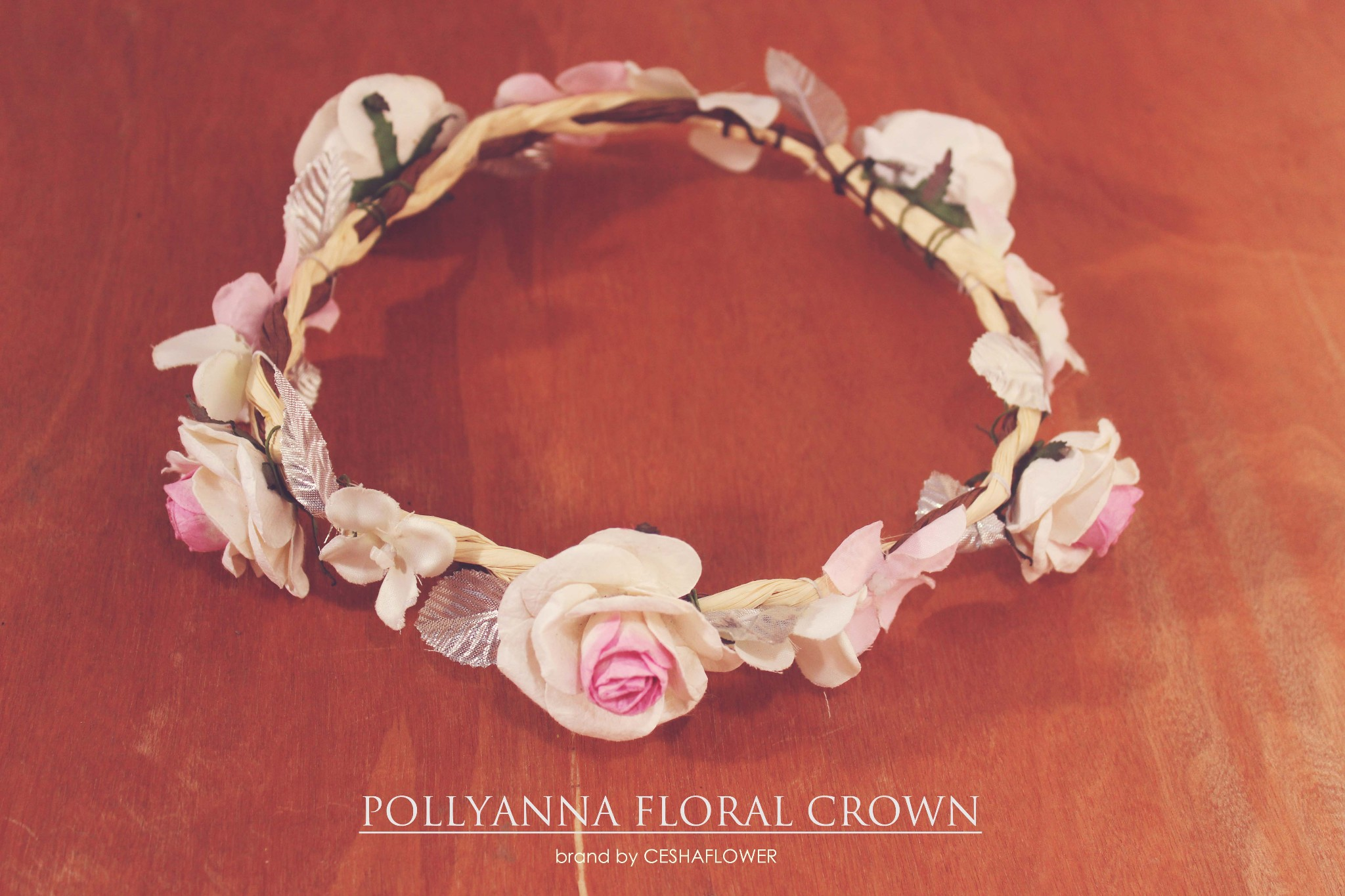 Jual flower crown murah flower crown ready tokopedia izmirmasajfo Image collections