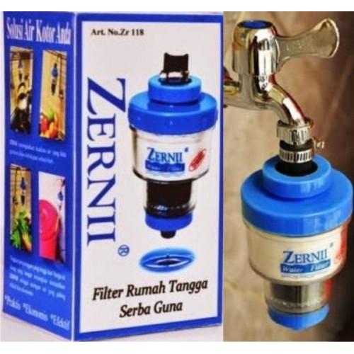 alat penyaring air kran kecil mini praktis