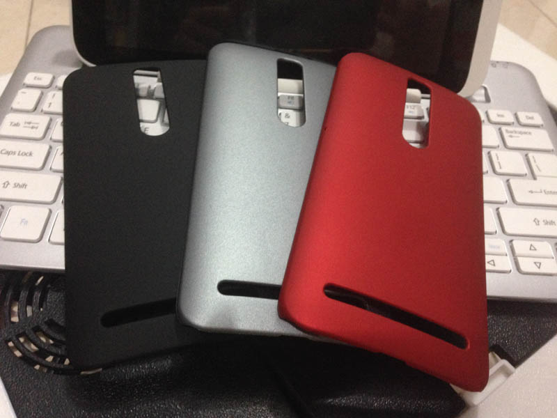 Jual Jual Hard Rubber Cover Casing Back Case Asus Zenfone
