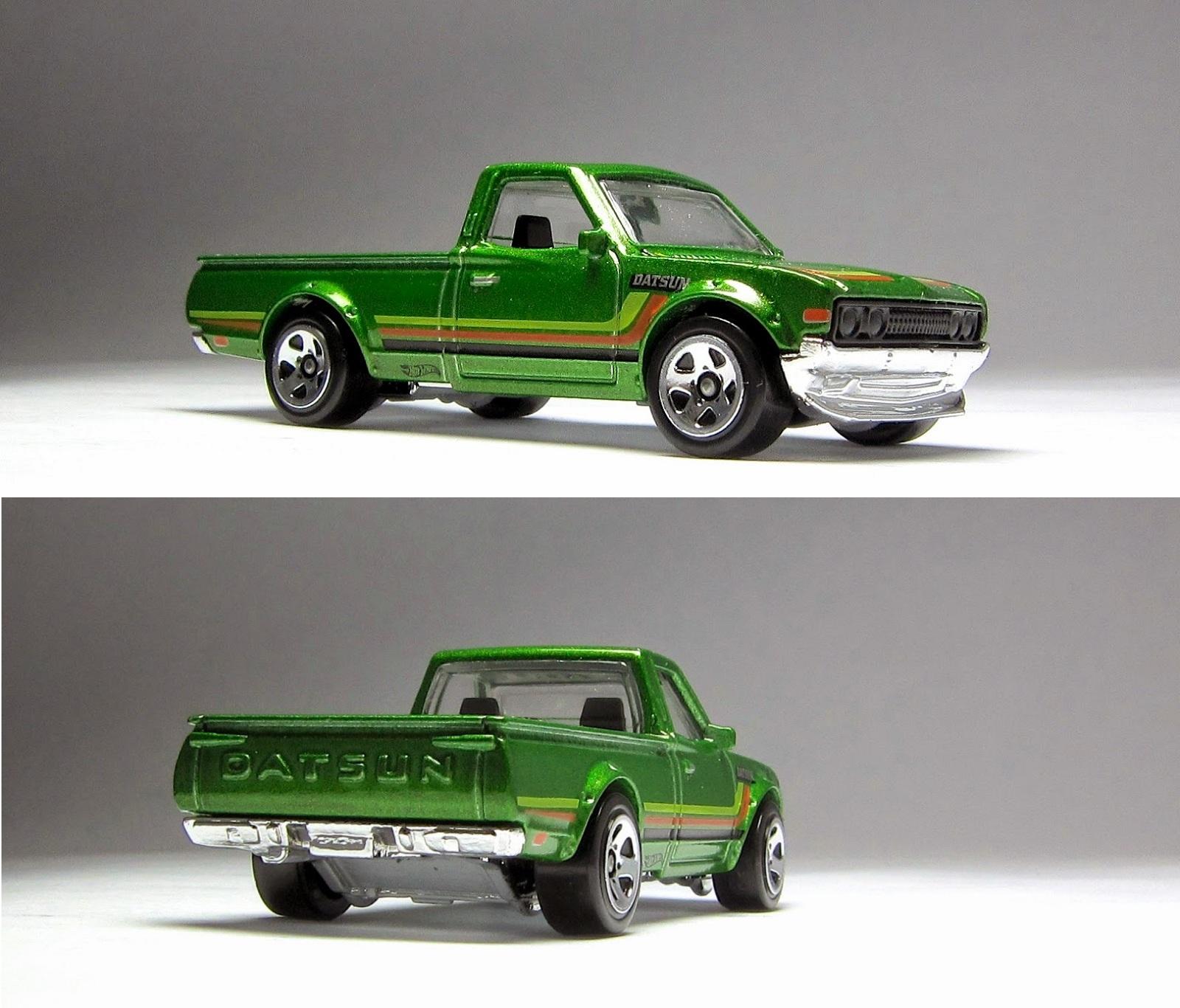 Hot Wheels Datsun 620 Green - Update Daftar Harga Terbaru ...