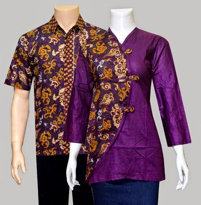 Couple Batik Blouse 7