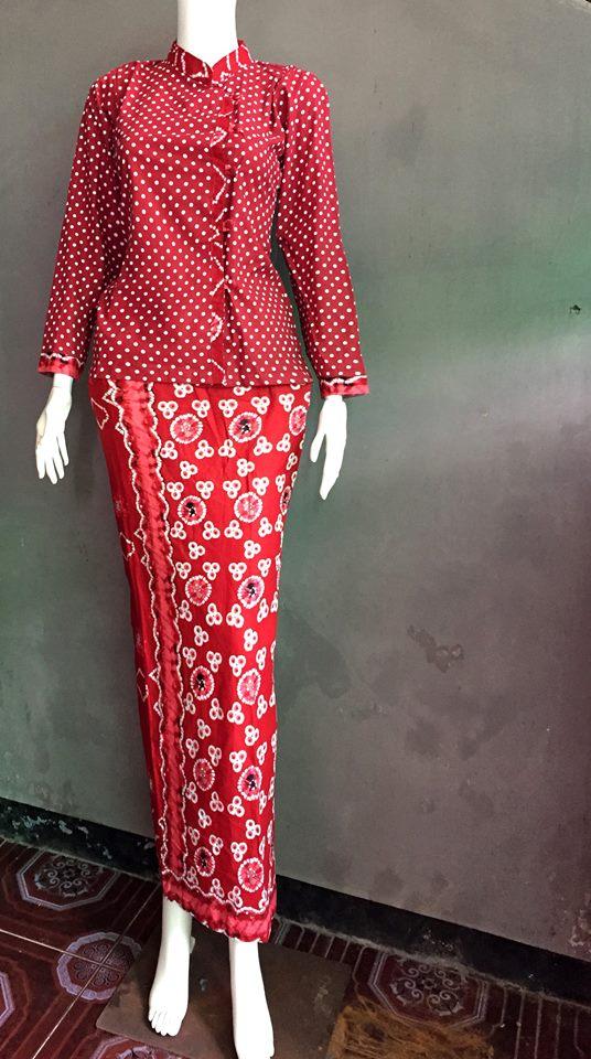 Model Baju Batik Gamis Untuk Pramugari 2013 Koleksi Baju