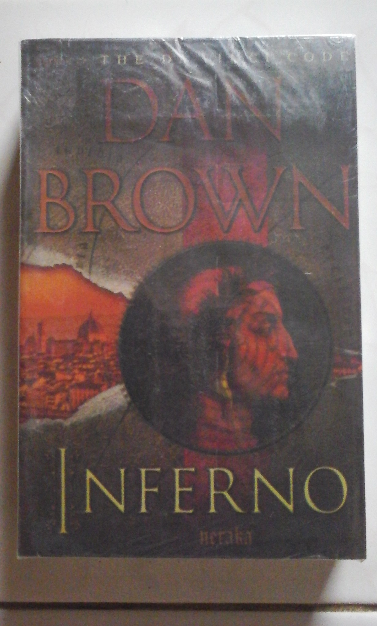 inferno dan brown Inferno by dan brown, 9780593072493, available at book depository with free delivery worldwide.