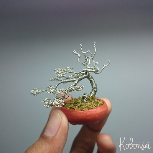 jual wire bonsai sculpture 0007 kobonsai shop tokopedia rh tokopedia com Bonsai Shapes Bonsai Wiring Tips