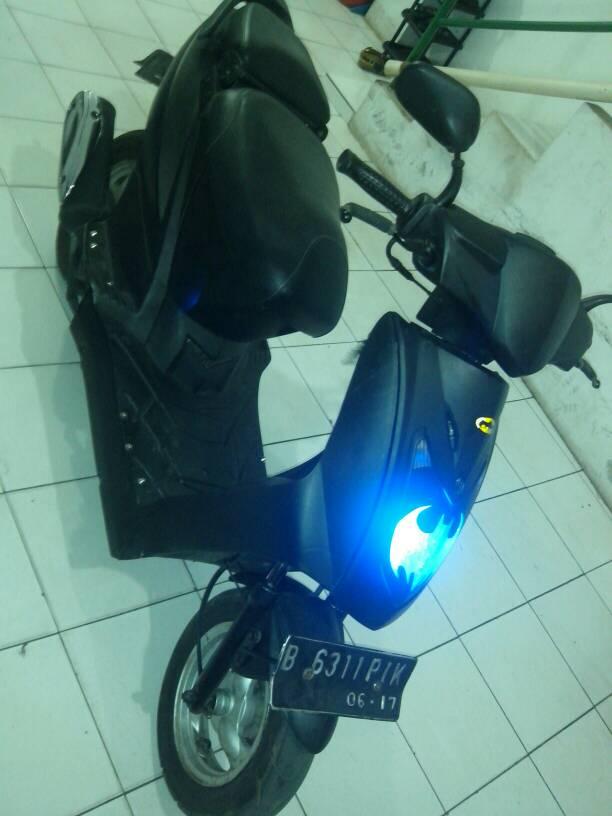 motor kymco free ex