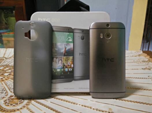 HTC One M8 Asia set