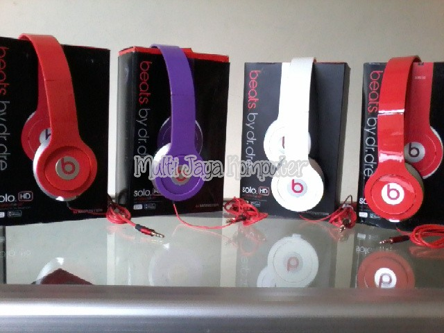 Headset Beats Solo by Dr. Dre