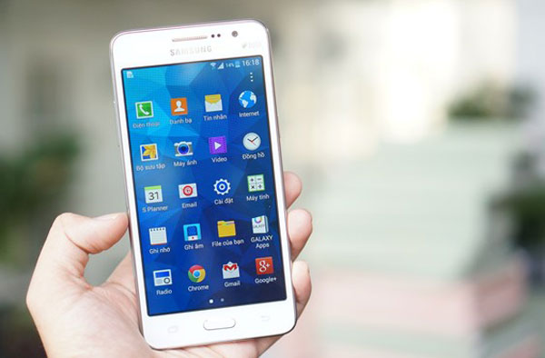 Jual Samsung GalaxY GRAND PRIME New Garansi Resmi Samsung  Valentino