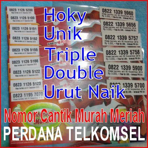 Harga Jual Nomor Perdana Cantik Telkomsel ( Simpati & As ) | Pricepedia.org