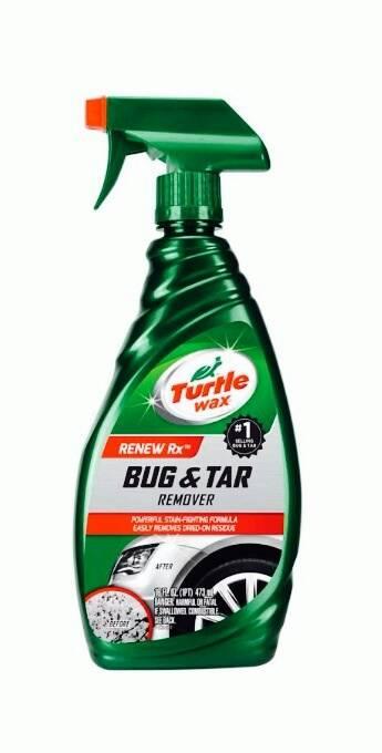 Harga Turtle Wax Bug & Tar
