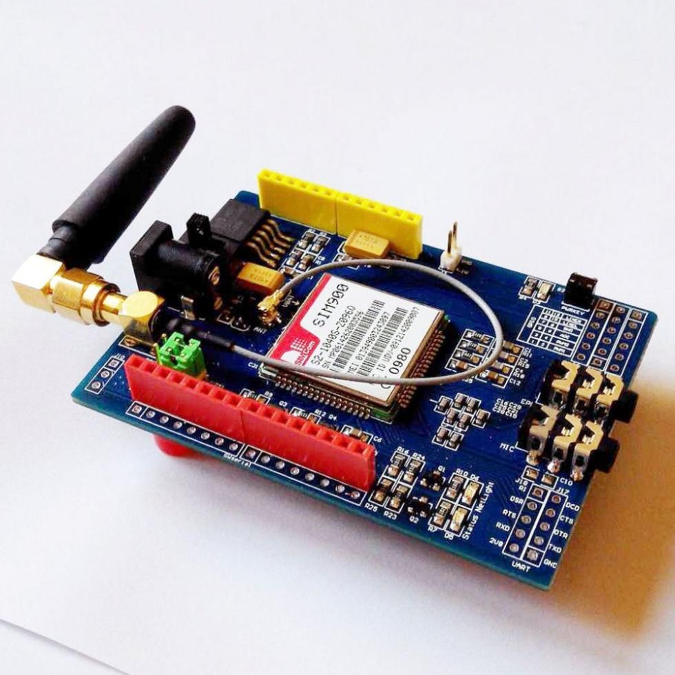 Amazoncom: Arduino GSM Shield with Integrated Antenna