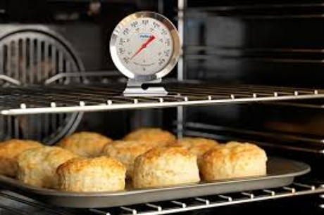 jual thermometer oven made in italy stainless steel utk