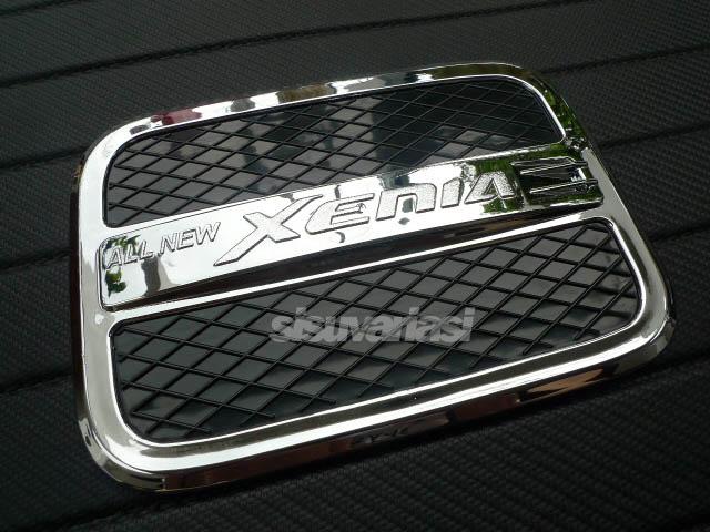 Tank Cover Daihatsu All New Xenia Hitam