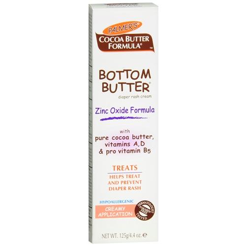 PALMER'S Cocoa Butter Formula Bottom Butter Zinc Oxide Formula 4.4 oz