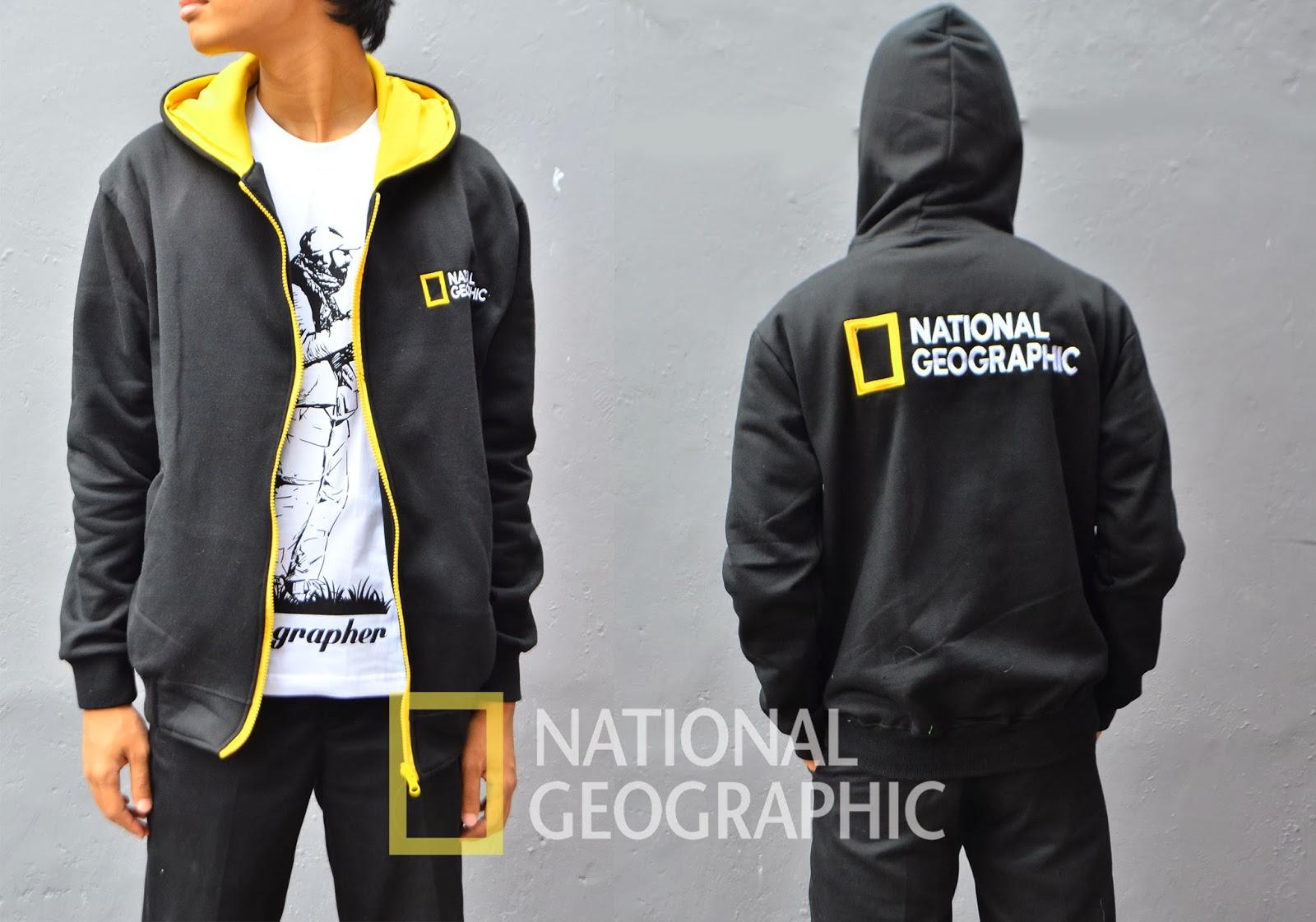Jaket National Geographic KEREN TERMURAH TERLARIS
