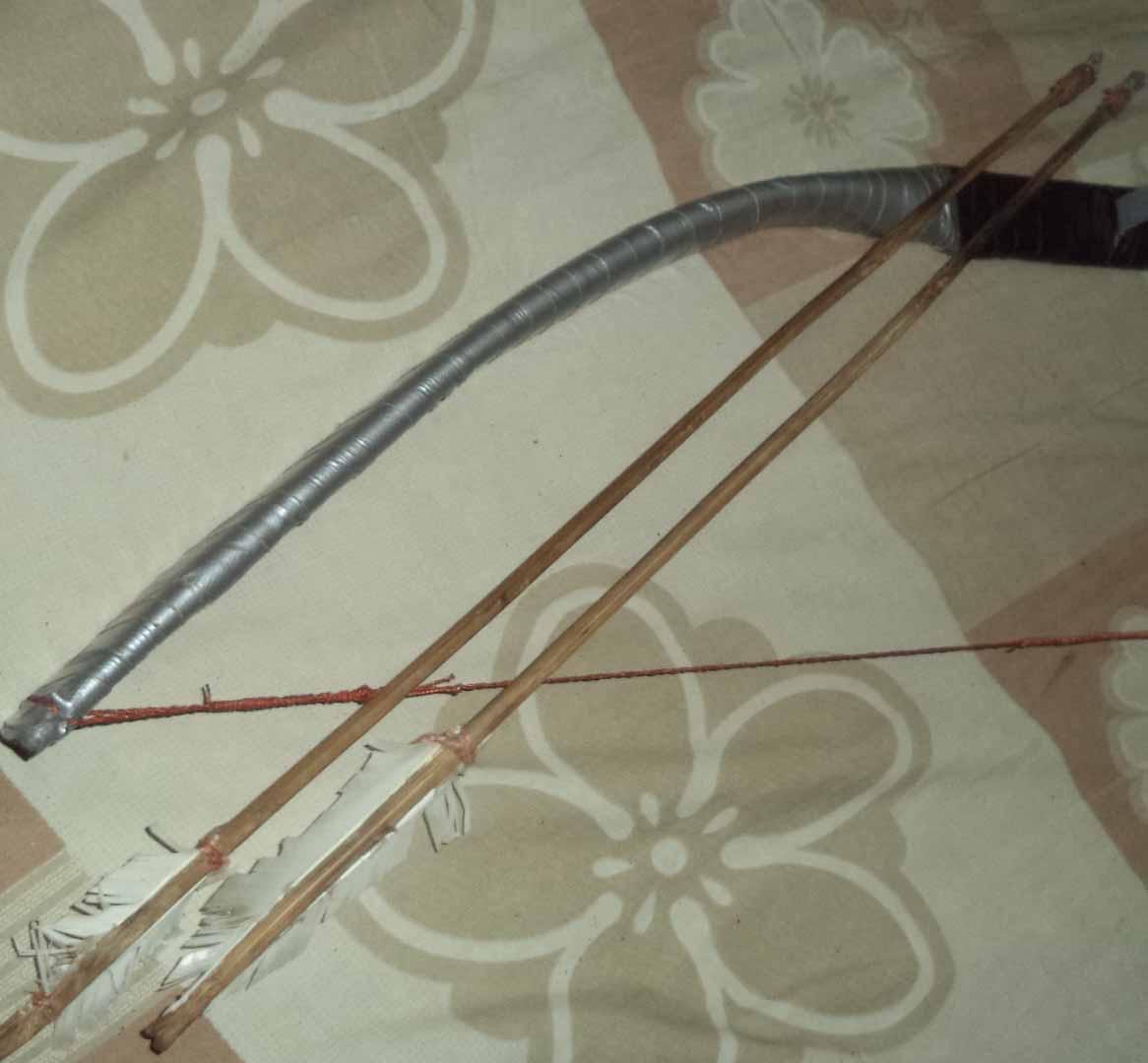 Busur Panah Busur Panah Pvc · Busur Panah