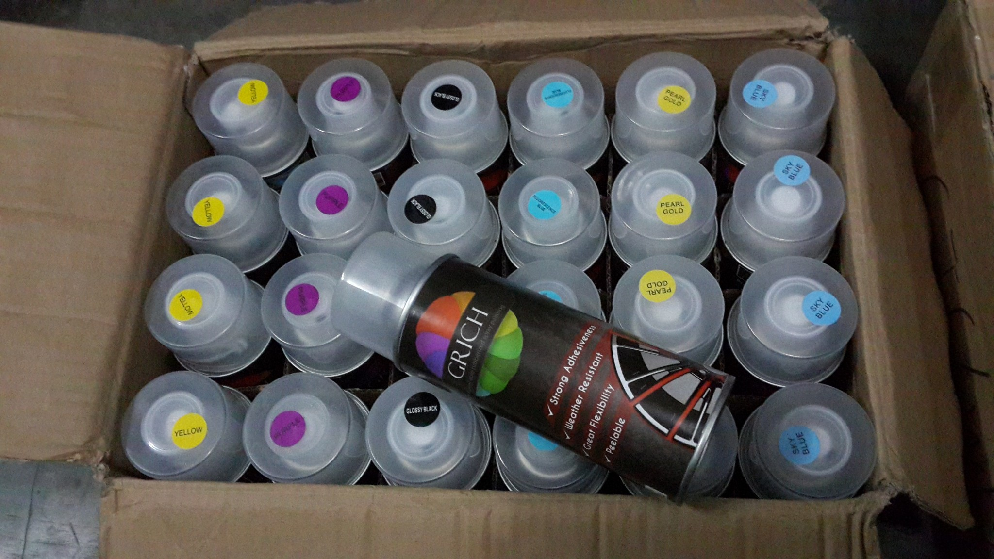 Jual Rubber Spray Grich Rubber Paint Spray