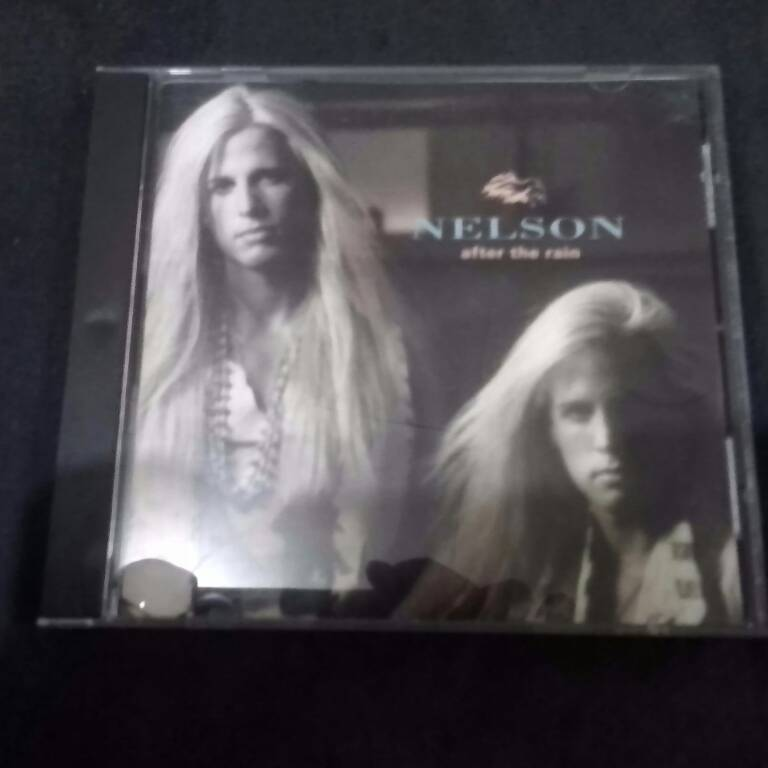 harga cd nelson - after the rain (usa) Tokopedia.com