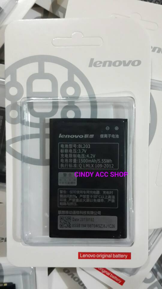 Jual Baterai Original Lenovo BL198 Tipe A859 A859 K860
