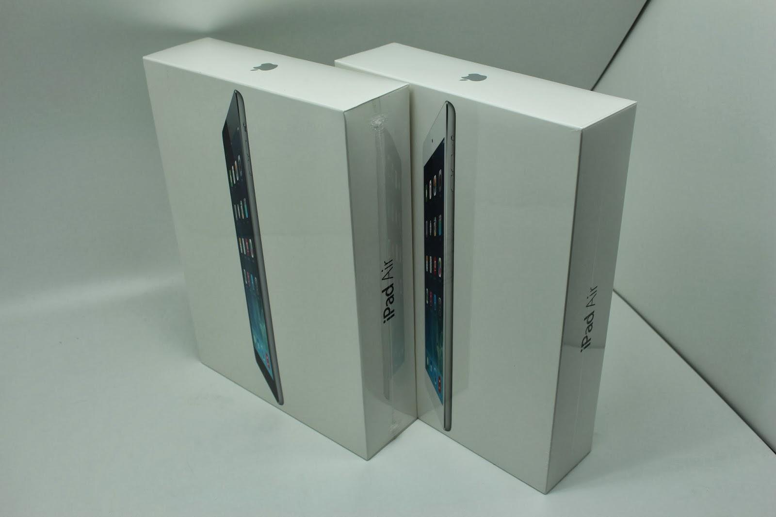 Jual Ipad Air 2 Wifi Only 16GB Garansi Internasional 1thn