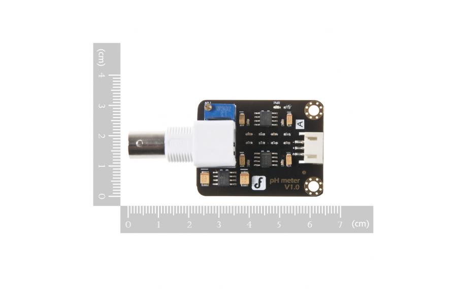 Arduino - CapacitanceMeter