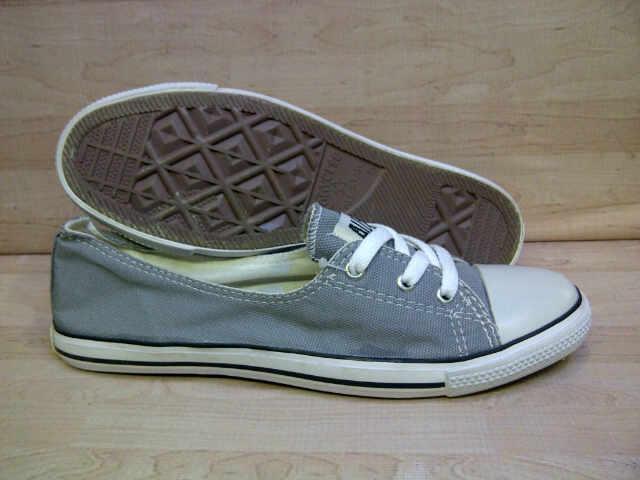 Jual Sepatu Converse Cewek Grade Ori (Warna Abu-abu / Grey