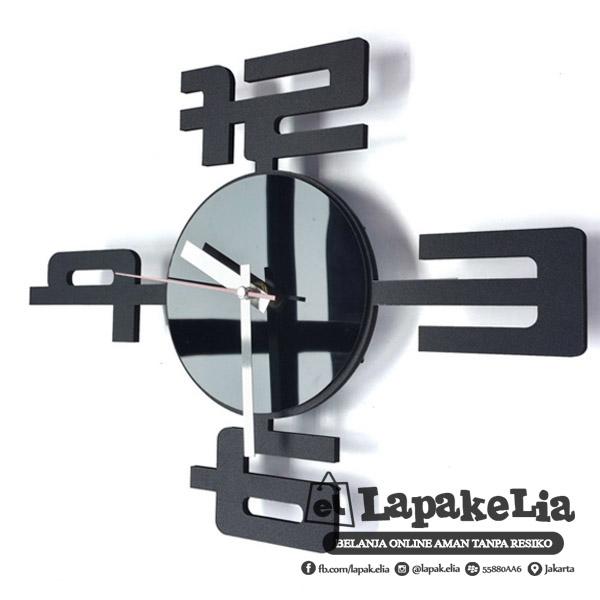 Jam Dinding Besar Unik Jam Dinding Unik Model Compass