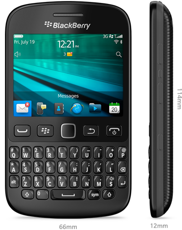 BLACKBERRY 9720 Samoa ORIGINAL GARANSI