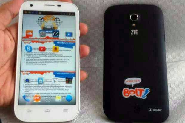 ZTE V9820 (DSDA) Bolt! Power Phone