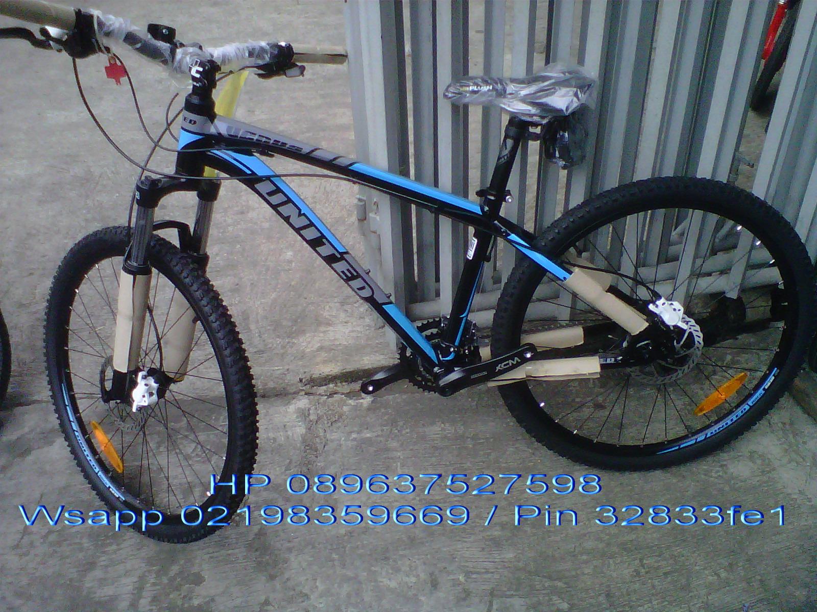 harga Sepeda MTB UNITED Venus XC77  27speed Tokopedia.com