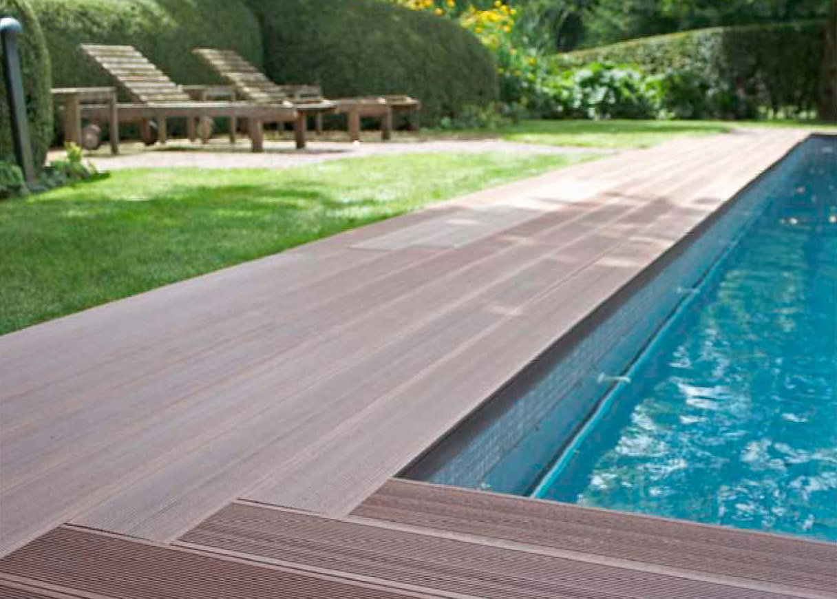 Jual Pool Deck Wpc - Wpc Wood Indonesia | Tokopedia
