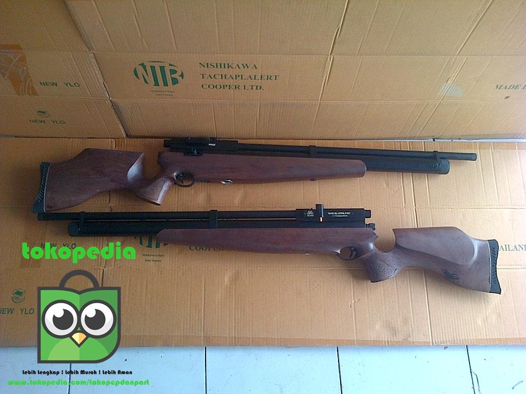 harga SENAPAN ANGIN PCP AIR ARMS S410 SL-Extra FAC ( DURAL OD38 ) ( LOKAL ) Tokopedia.com