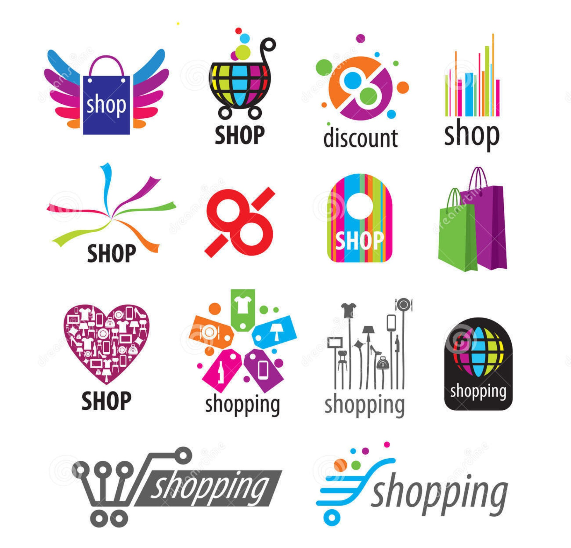 Jual Desain Logo Untuk Onlineshop Anda Jagoanprinting Tokopedia