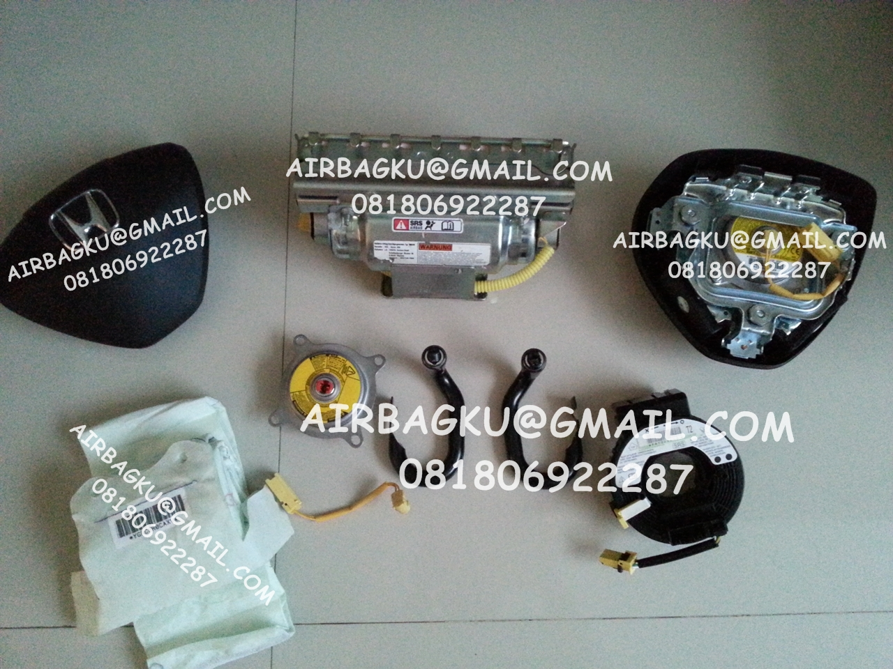 Airbag Honda Jazz RS