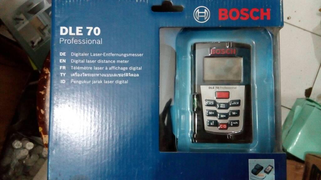 Bosch entfernungsmesser dle professional bosch dle ebay