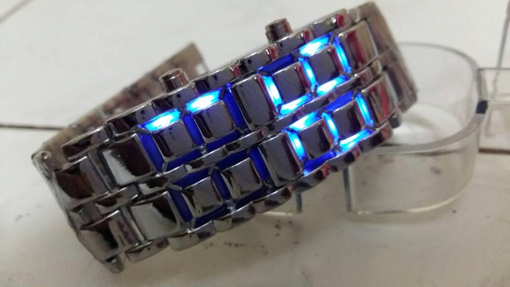 Iron Samurai LED Blue