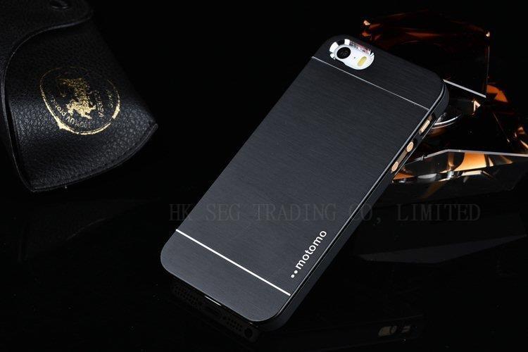 iPhone 4  4G Korean Motomo Design Luxury Metal Alumunium Case