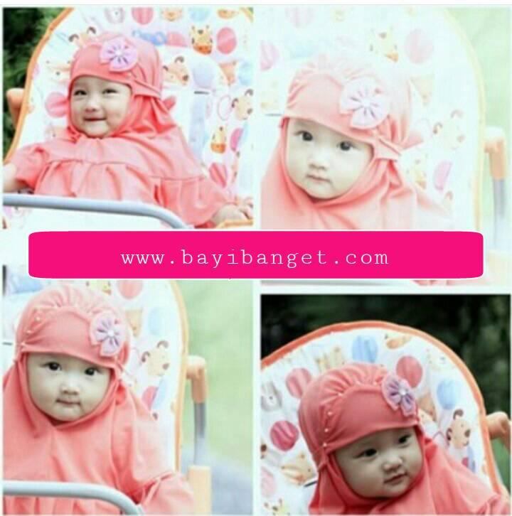 jilbab bayi / hijab bayi kerudung bayi