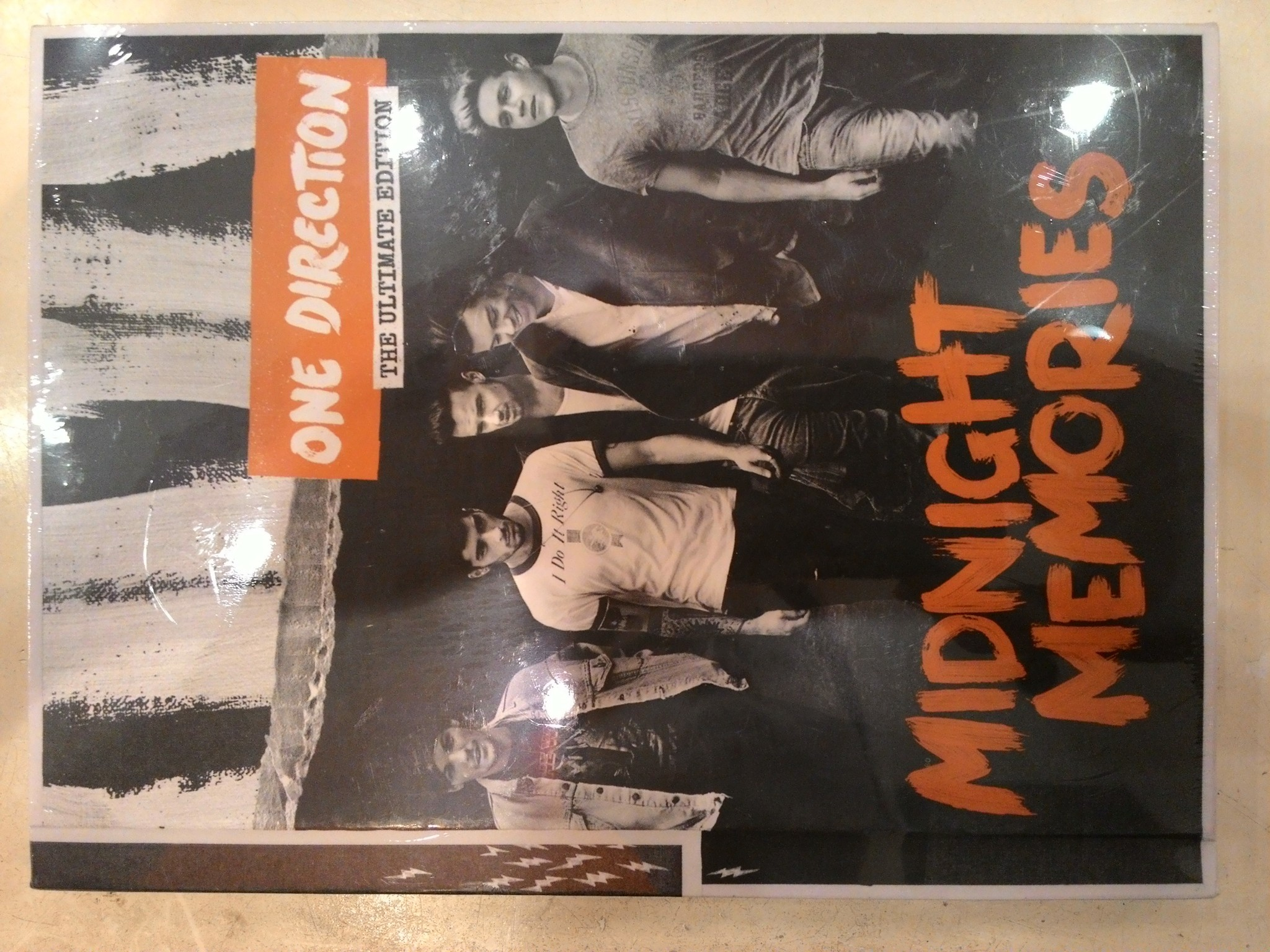 jual one direction album midnight memories the ultimate