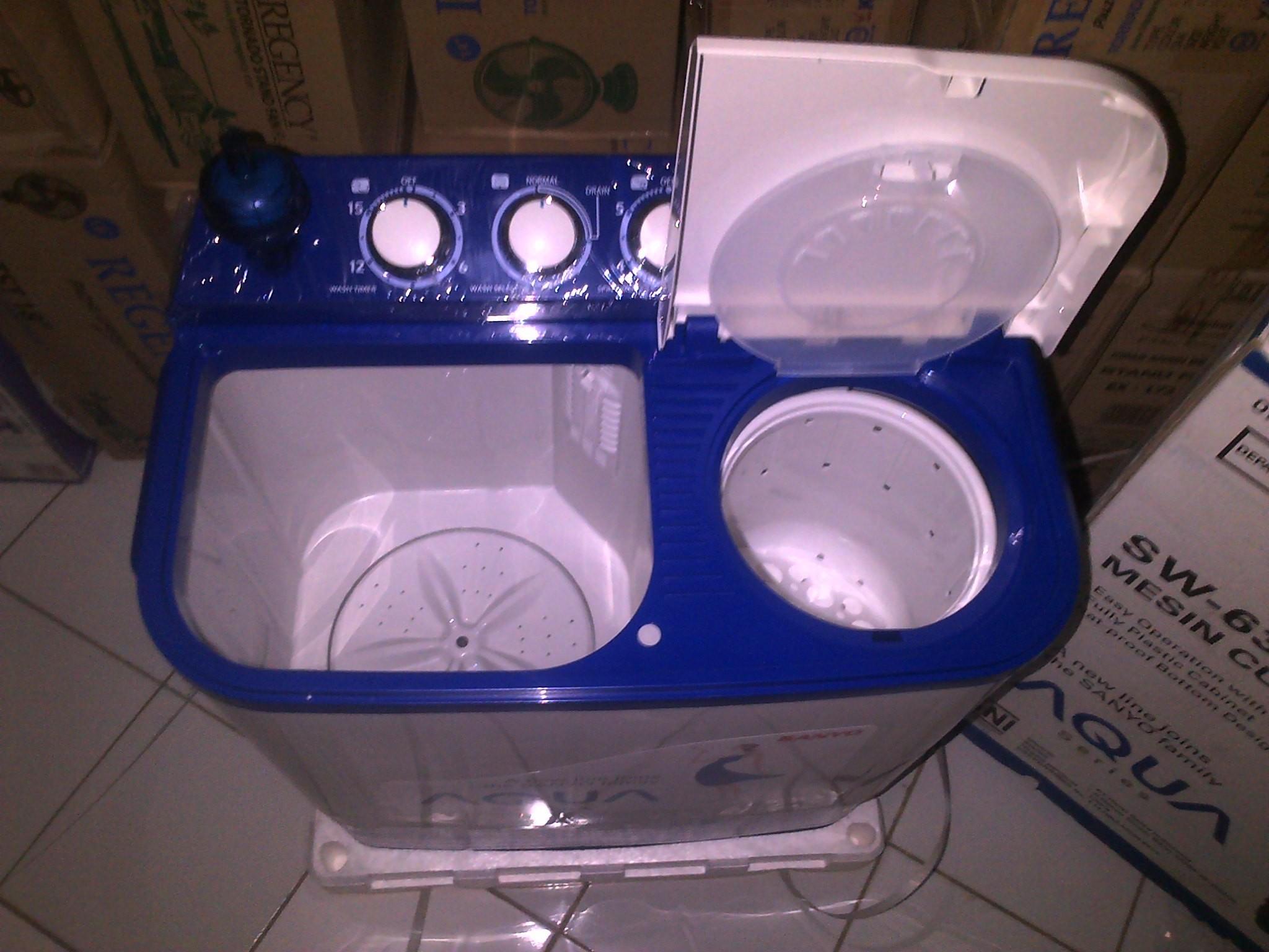 Jual Mesin Cuci Sanyo 1 Tabung