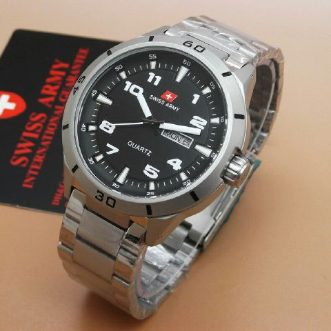Jam Tangan Swiss Army SA-72238 Original