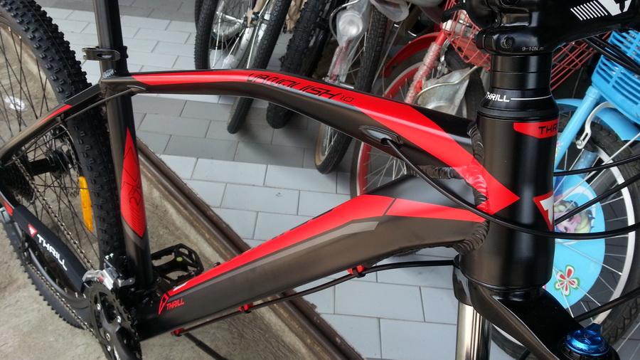 Sepeda MTB 275 Inch Thrill Vanquish 10 27speed Alivio Hidrolik Rp 2600000
