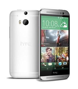 HTC ONE M8 DUAL (SILVER)