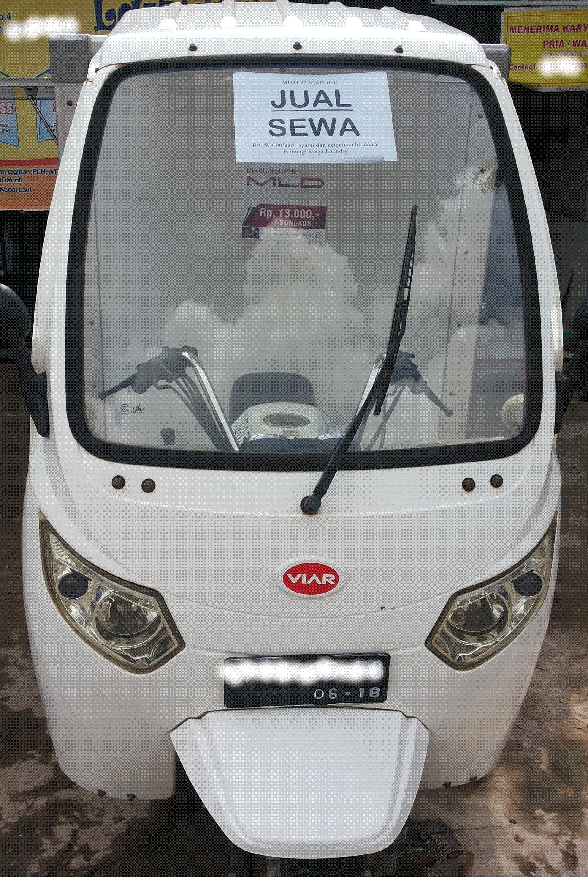Harga Jual Sepeda Motor Roda Tiga Viar Baru Kaisar Angguna 250 Cc Di Kota Batam Kepulauan Riau Id