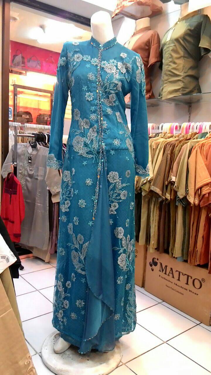 harga baju pengantin muslimah
