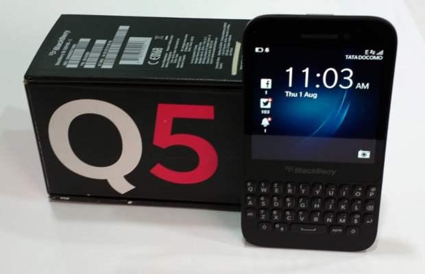 New# BLACKBERRY Q5 ORIGINAL