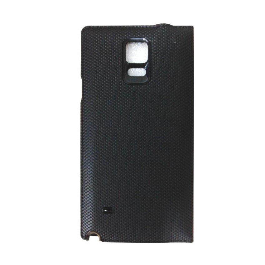 FONEL View Cover For Samsung Galaxy Note 4 - Grey