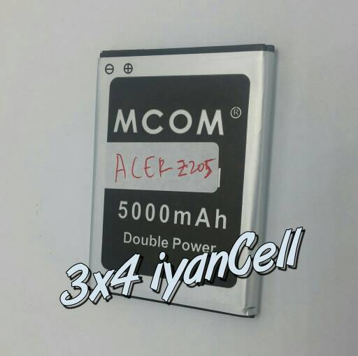 Baterai Hp Acer Liquid Z205