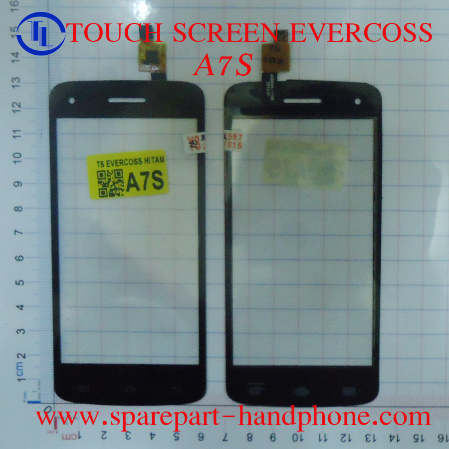 Jual touch screen evercoss a7s techno live tokopedia reheart Image collections
