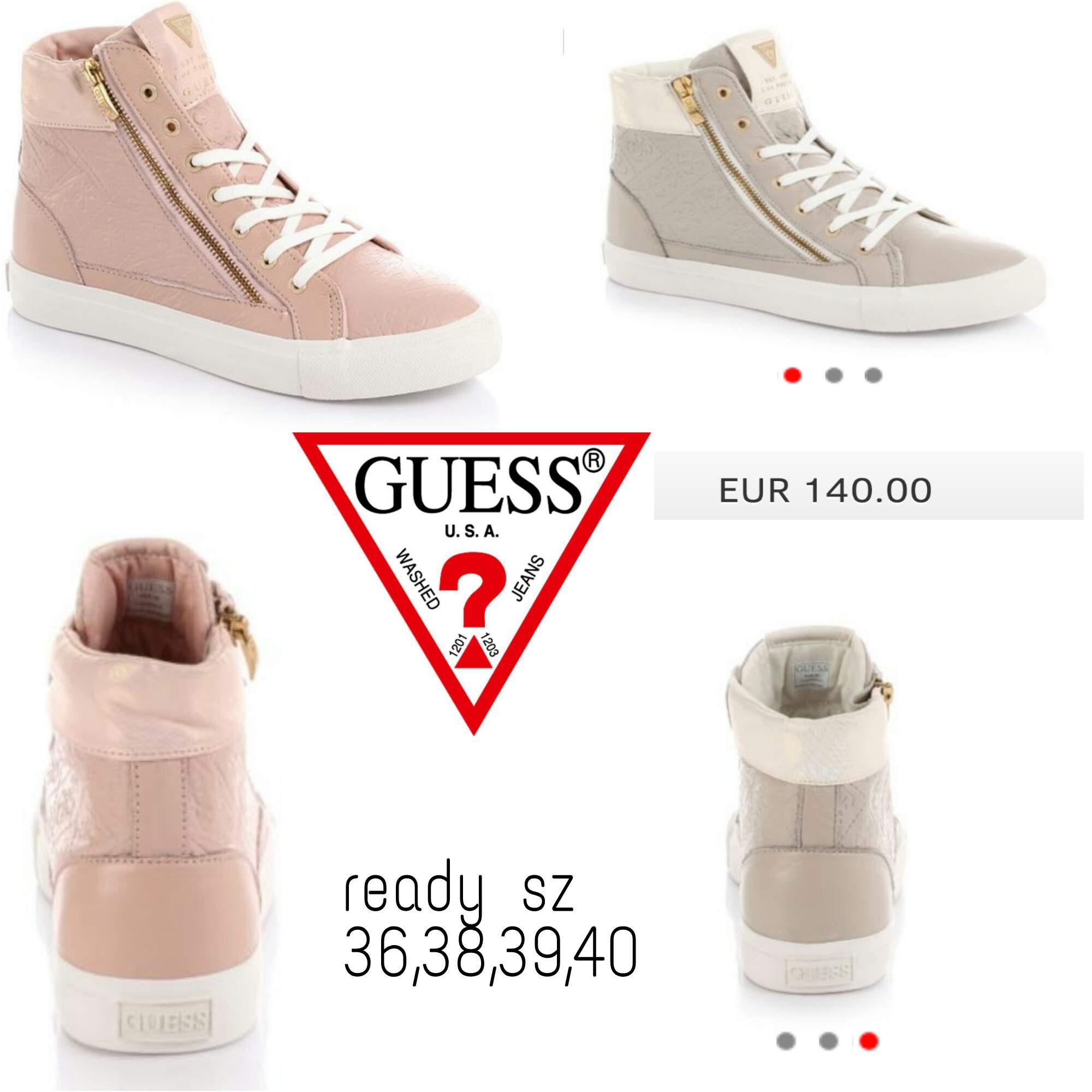 Jual Guess Leather Shoes - Sepatu Kulit Guess Original - Bogor ... ec82bf03bd